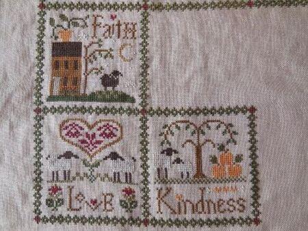 SAL Little Sheep virtues 10