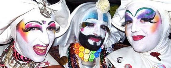 Les soeurs de la perpétuelle indulgence - solidays 2011