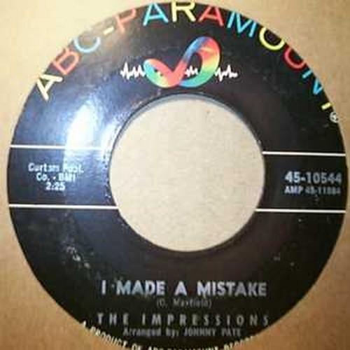 1964 : Single SP ABC Paramount Records 10544 [ US ]