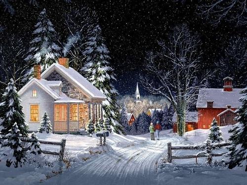 Joyeuses fêtes à tous et à toutes...