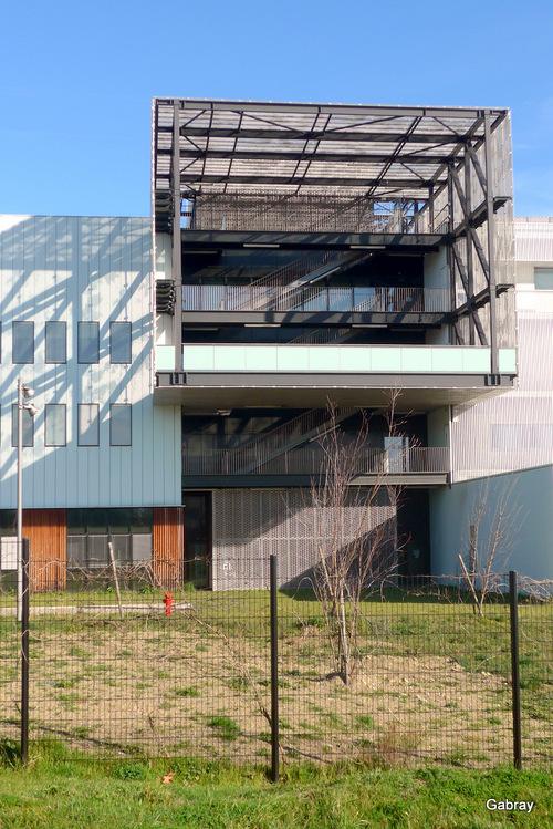 Toulouse: l' Oncopole et laboratoire Fabre ...