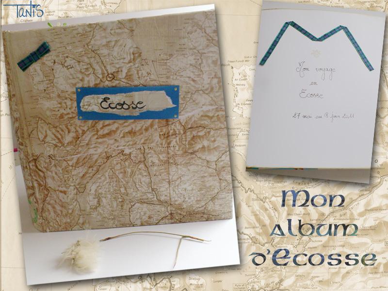 Mon album d'Ecosse
