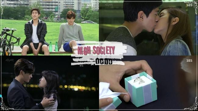 High Society - Episode 16 FIN