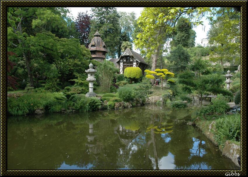 Parc oriental de Maulevrier serie 3