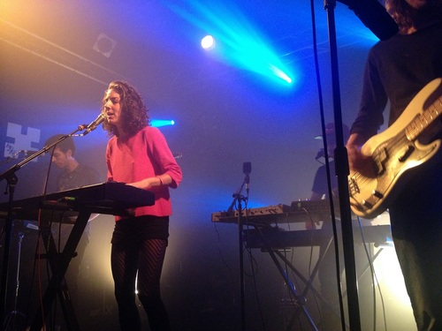Live report : release party de Cléa Vincent (Non Mais Oui 2/2)