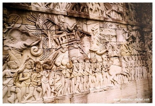Cambodge - Angkor Wat 1.