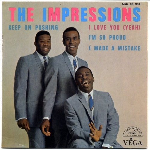 1964 : EP Vega / ABC Paramount Records ABC 90932 M [ FR ]