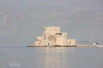 Notre arrivée en Grèce