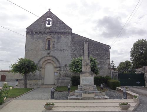 Charente-Maritime - Poursay-Garnaud