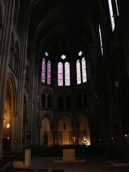 L'église la mieux cachée de Paris