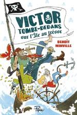 Victor Tombe-dedans sur l'Ile au trésor