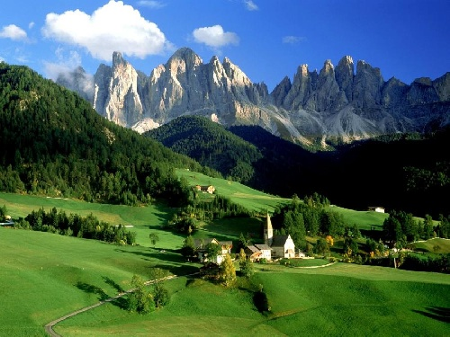 italy nature
