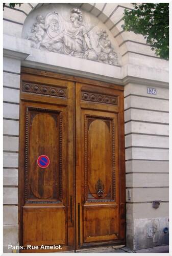 Flâner à Paris. 3ème arrondissement.