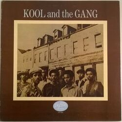 Kool & The Gang - Same - Complete LP