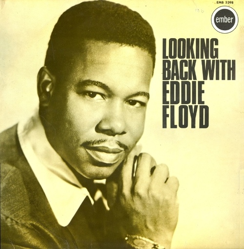 "Eddie Floyd : Album "" Looking Back "" Ember Records EMB 3398 [ US ]"