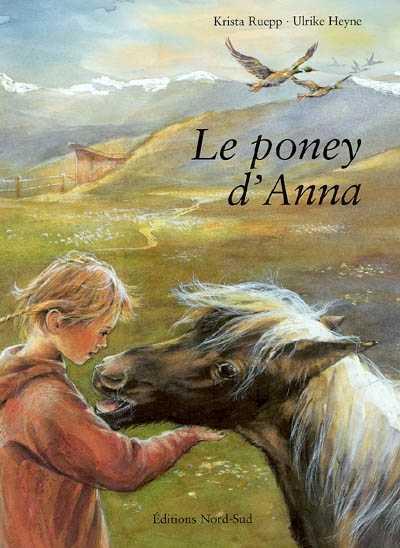 Krista Ruepp, Le poney d'Anna