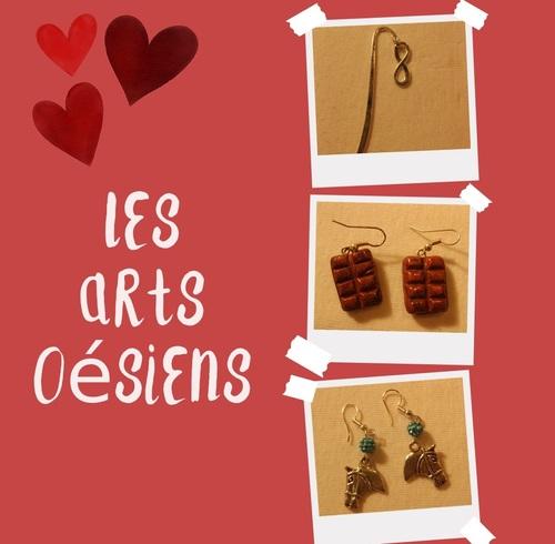 Les arts Oésiens les 9 et 10 février 2019