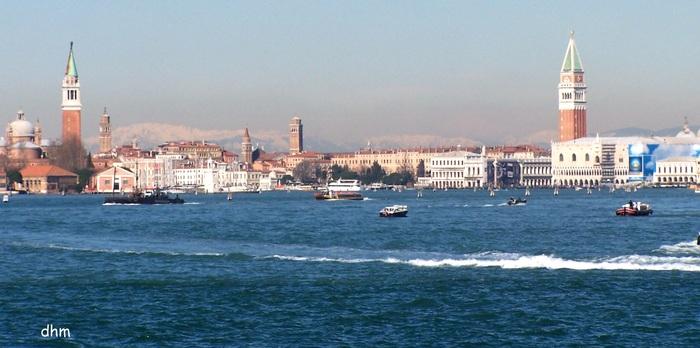 Venise, le carnaval a commencé!