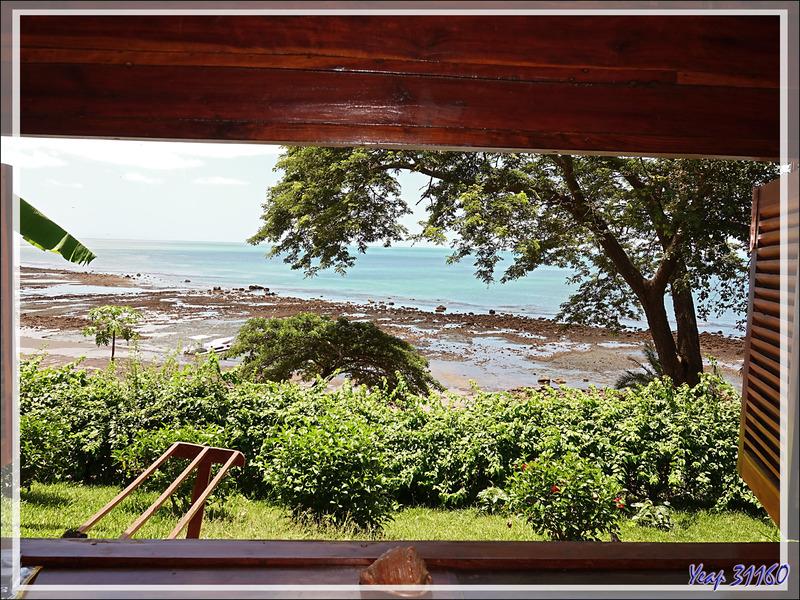 Un lodge sympa pour se reposer des fatigues du voyage avant de partir vers l'archipel des Mitsio : le Manga Soa - Nosy Be - Madagascar