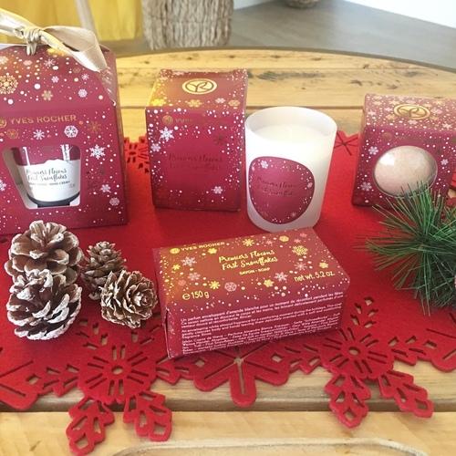 Découvrez la collection de Noël 2019 Yves Rocher (collab Hivency)