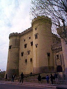 France 2000---Tarascon Castle