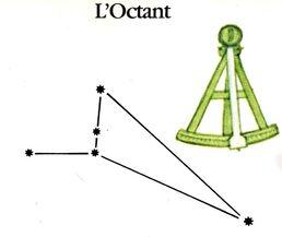XXXI - Armure de l'Octant (Octans Cloth)