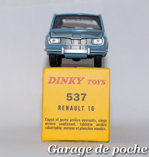 RENAULT 16 - 1965
