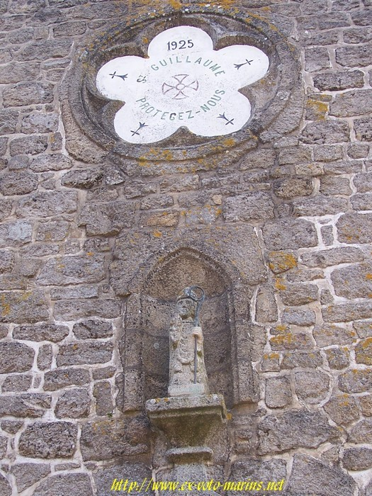 Bretagne Morbihan Erdeven Chap-St-Guillaume