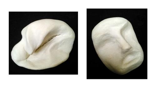 L'amour la psychanalyse - petites sculptures - 2009-2017