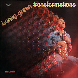 Bunky Green - Transformations - Complete LP