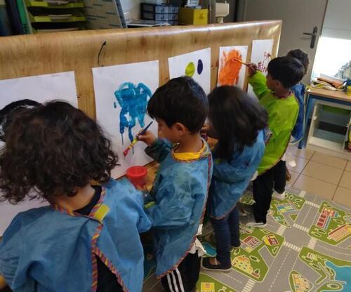 Peinture et construction