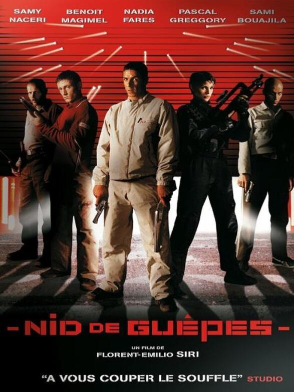 NID DE GUEPES