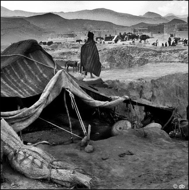 Village dans le Haut-Atlas
