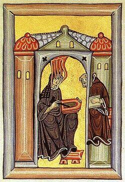 une sacrée bonne femme : Hildegarde de Bingen