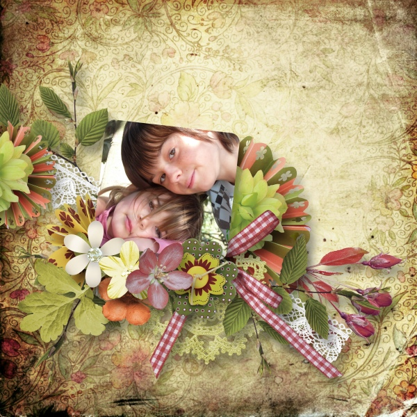 With Tenderness de Pat's Scrap
