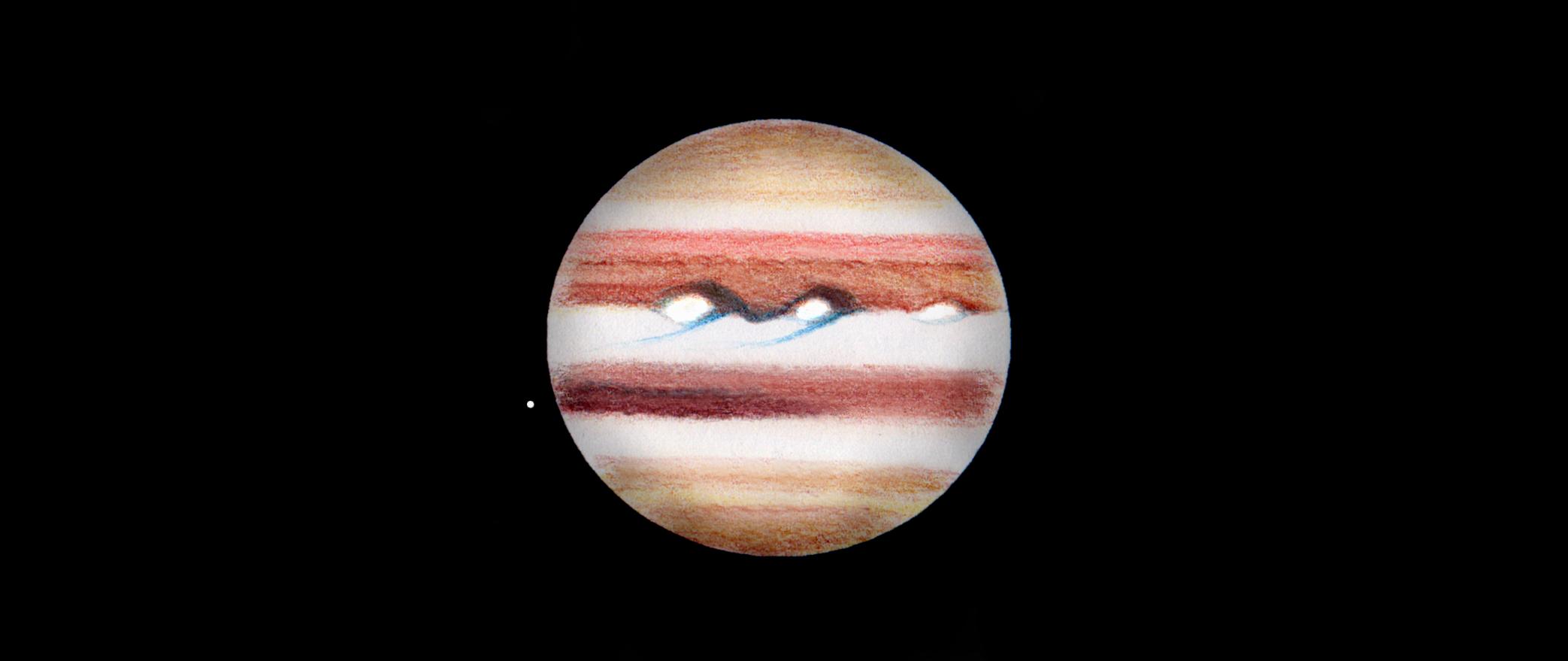 Jupiter 26 février 2017