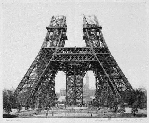 Pétition contre la Tour Eiffel