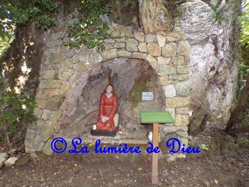 Auribeau sur Siagne, sanctuaire Notre-Dame de Valcluse
