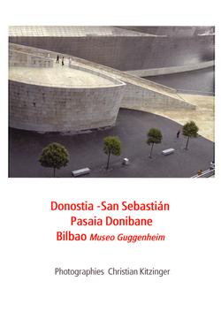 """E. livre """" San Sebastián - Bilbao musée Guggenheim """""""