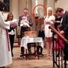 Un témoin au baptème !