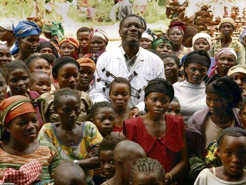 Denis Mukwege, un héros pour les femmes