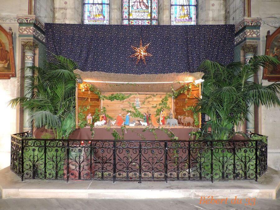 Bordeaux - 2   l'église St Marie de la Bastide