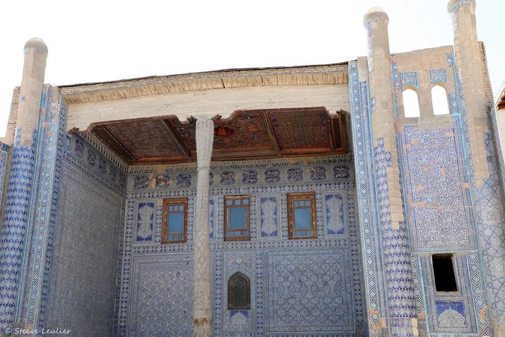 Tach Khaouli, la court de justice, Khiva