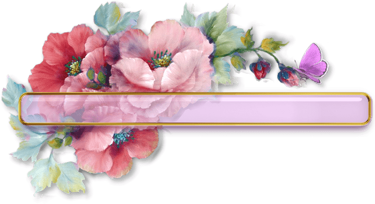 Boutons fleuris