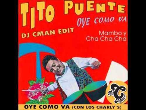 PUENTE, Tito - Oye Como Va  (Latino)