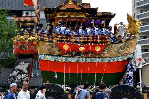 祇園祭 - Gion Matsuri
