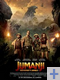 jumanji bienvenue dans jungle affiche