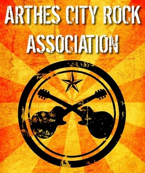 Arthès City Rock Association - Le logo