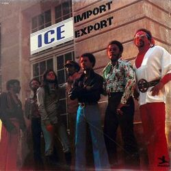 Ice - Import Export - Complete LP