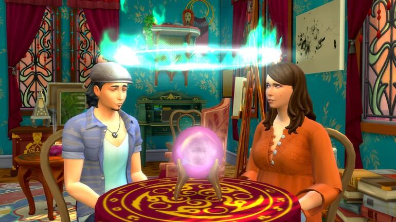 Episode 3 : Le fantôme grincheux